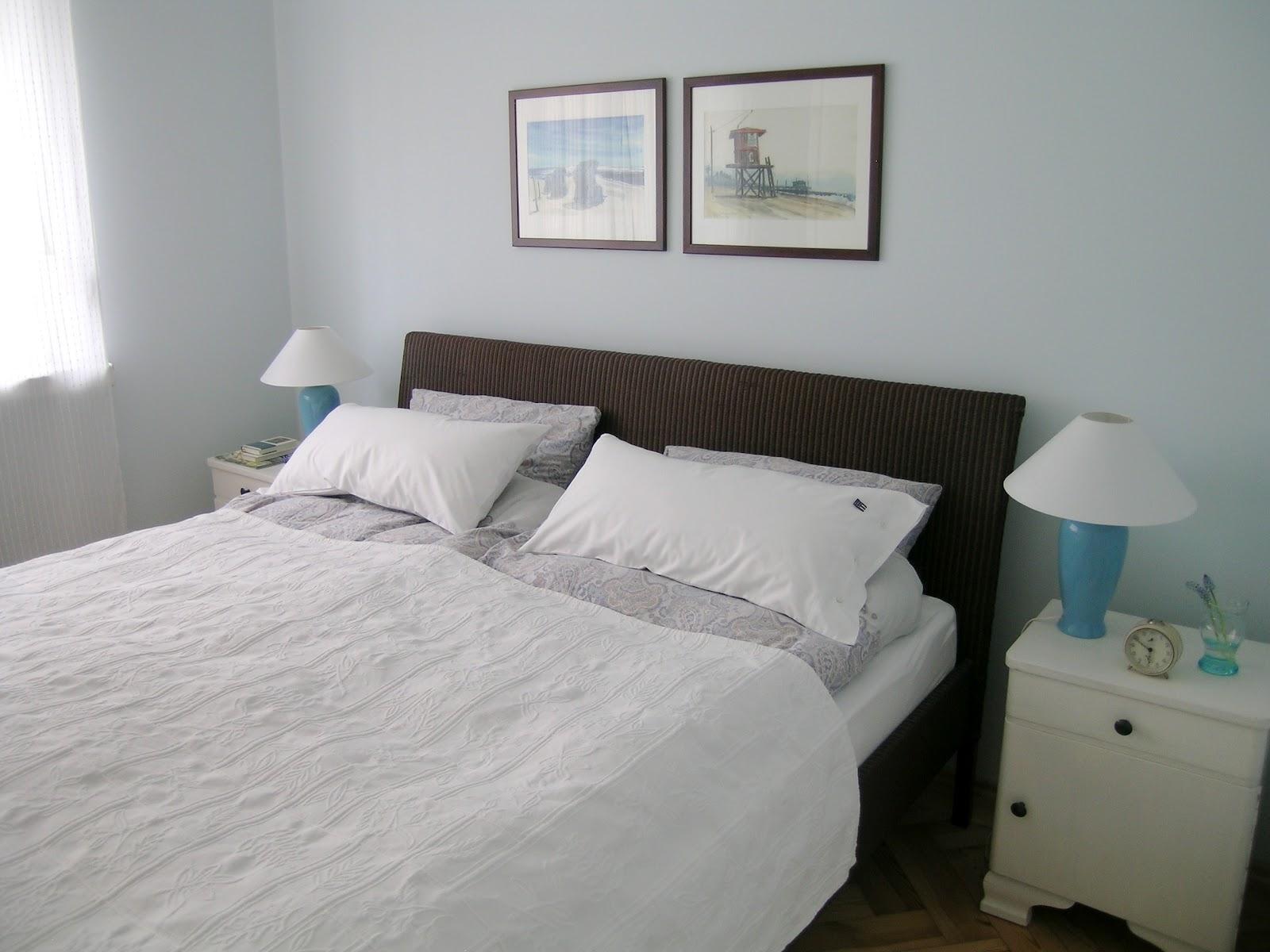 Flohmarktfee mein blaues schlafzimmer - Blaues schlafzimmer ...