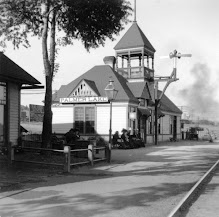 Palmer Lake Railway Stations