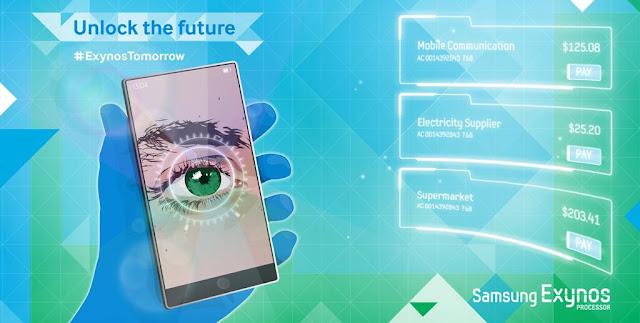 Samsung Exynos Unlock the future