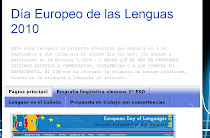 Día Europeo de las Lenguas