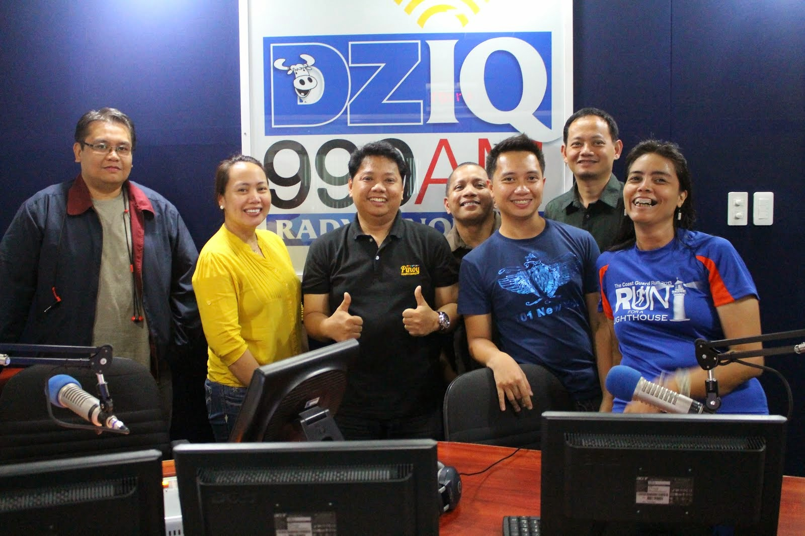 RADIO INTERVIEW/GUESTING