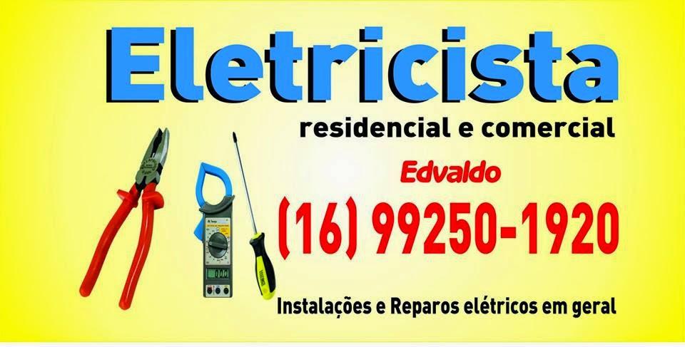 Eletricista Edvaldo Andrade