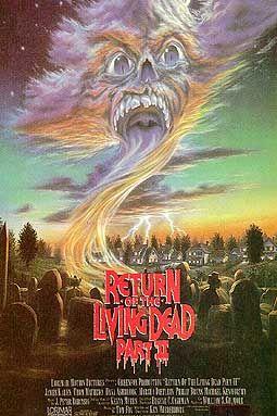 El regreso de los muertos vivientes 2 (1988)