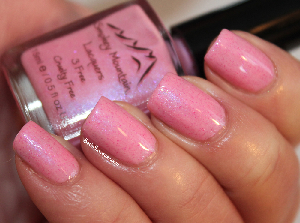 Smokey Mountain Lacquer - Make Me Blush