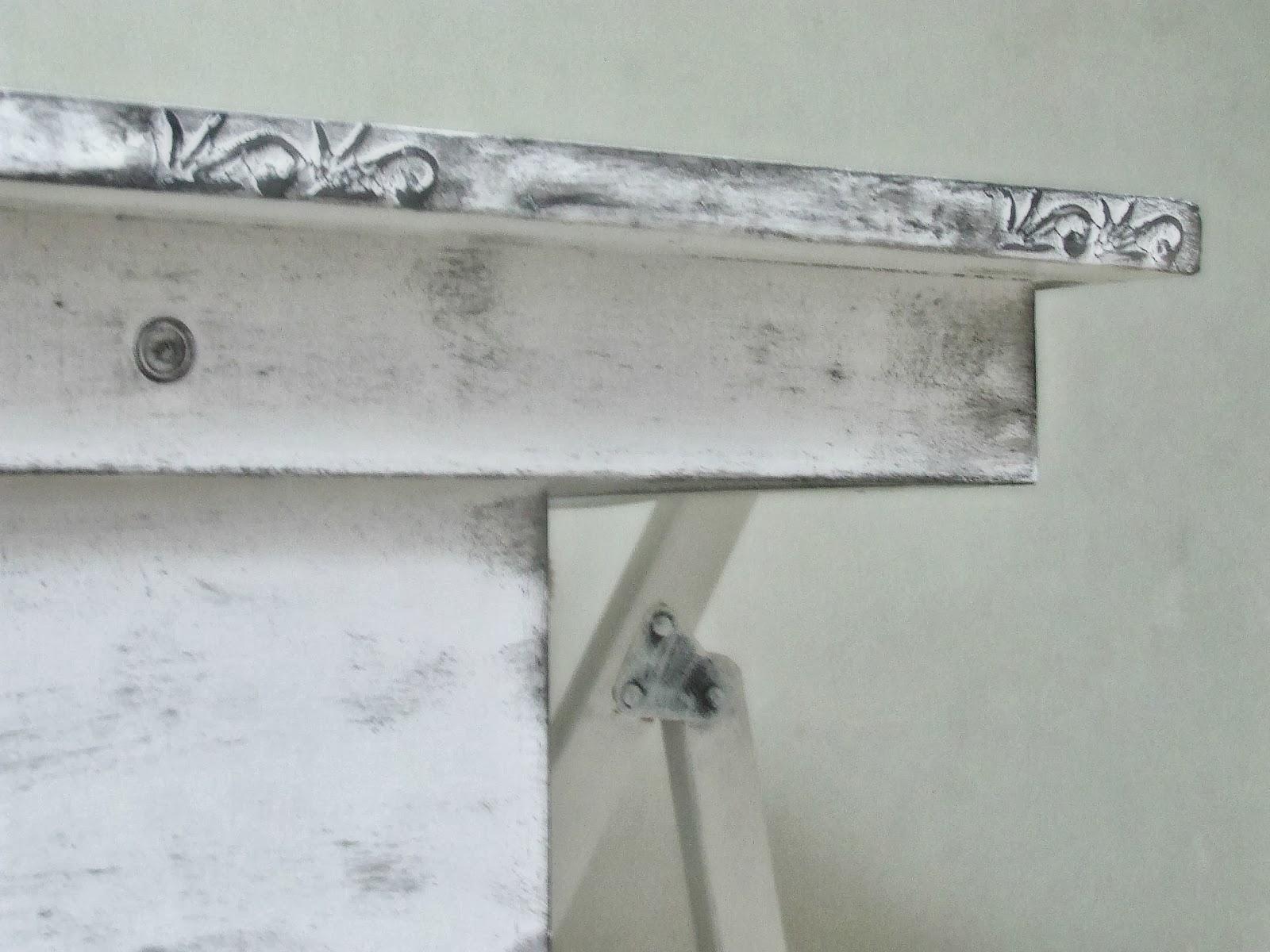 pomysł DIY zrób to sam pomysł na stary stolik