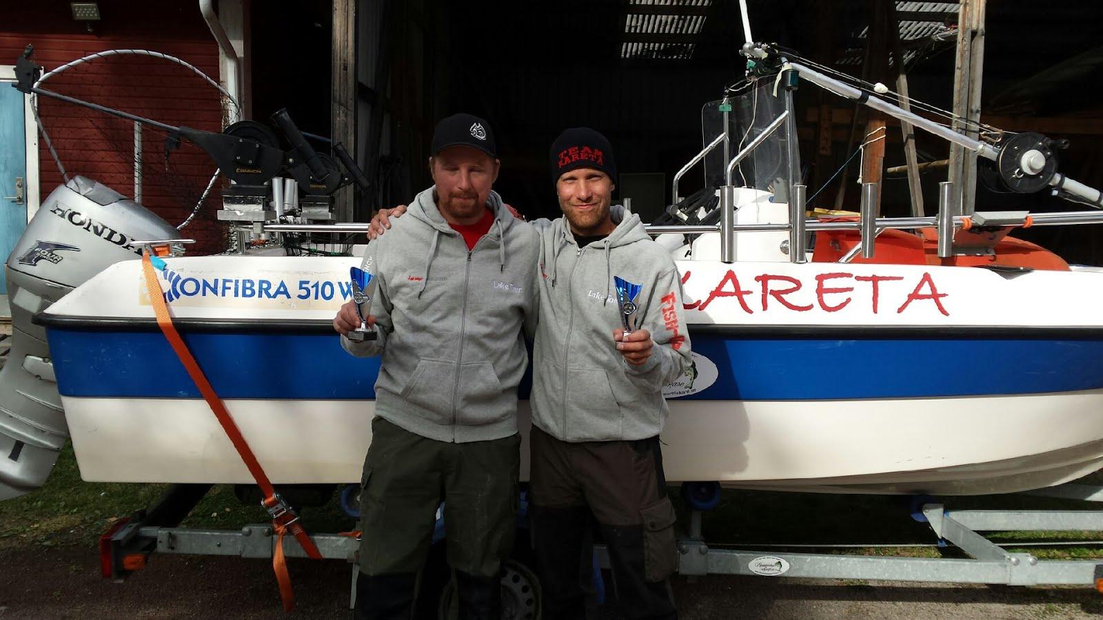 Vinnare Lake Tour Runn 2015