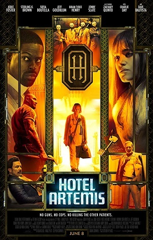 Filme Hotel Artemis Legendado Ultra HD 2018 Torrent