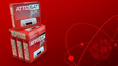 Atualizacao do receptor Freesatelital Atto Sat Elite V225TKP0