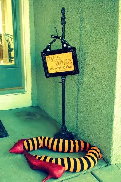 El deco blog de anna - Decoracion halloween casera ...