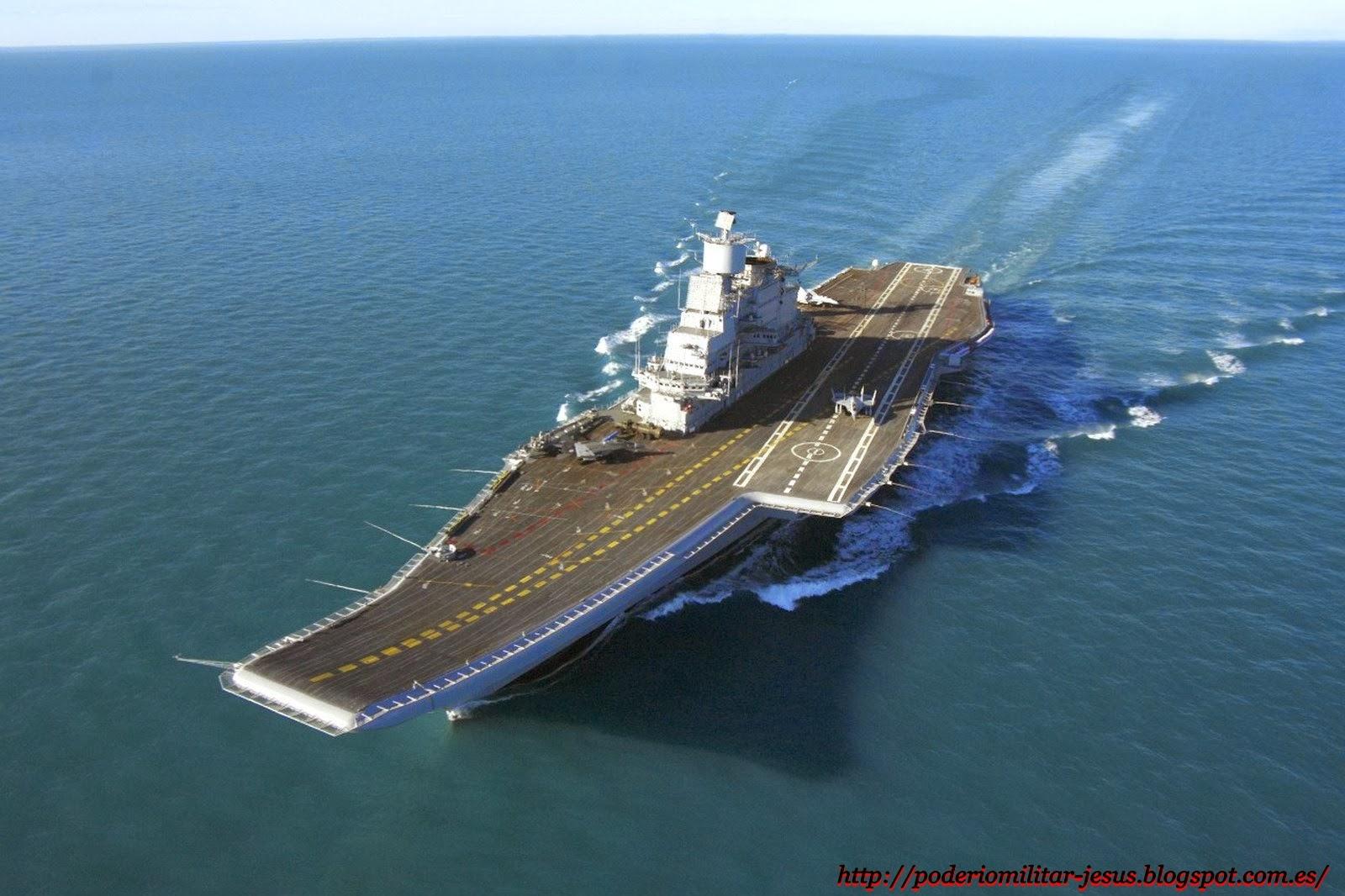 """Aceptar el """"Vikramaditya"""" en la Armada de la India será con un nuevo gobierno. Aircraft-Carrier-INS-Vikramaditya-Indian-Navy-05"""