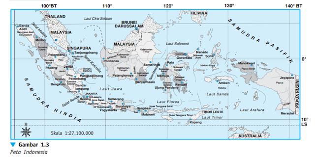 Peta Provinsi Baru di Indonesia