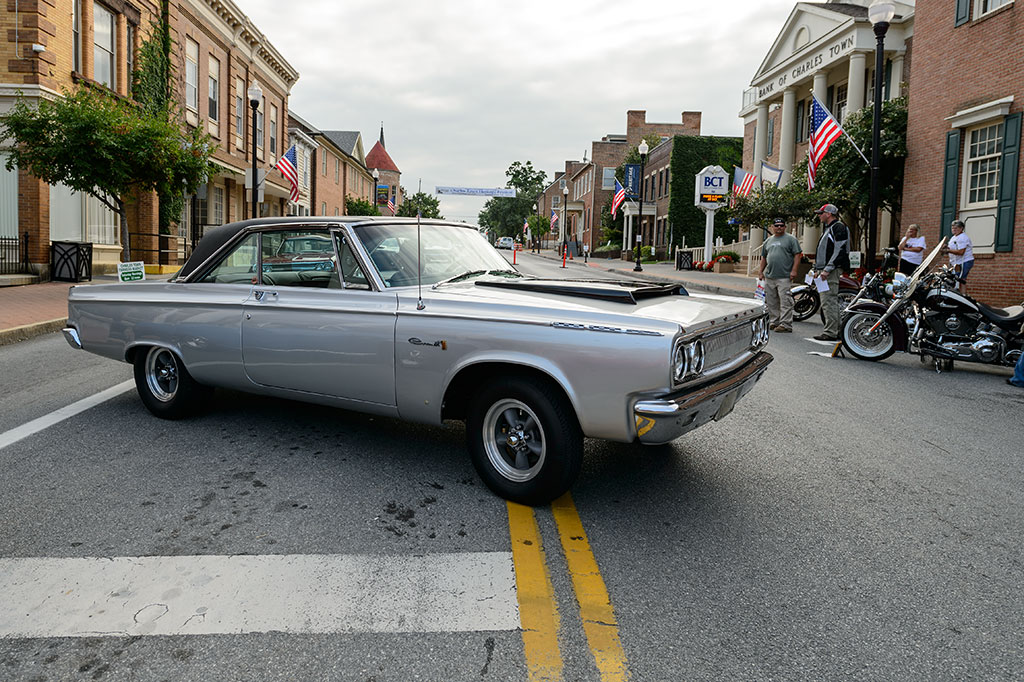 Ken Bowers' 1965 Dodge Coronet 500