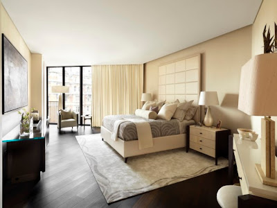 and Bedrooms Interior Designs: Contemporary Japanese Inspired Bedroom