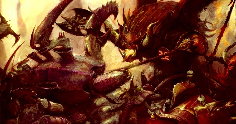 warhammer 40k tyranid codex 6th edition pdf