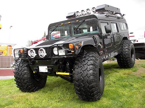 Hummer h1 autosmr