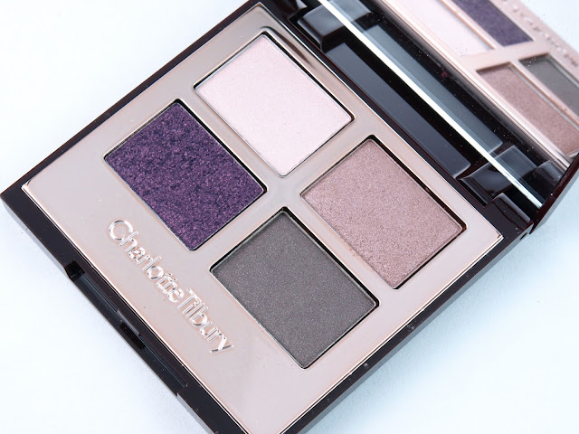 """Charlotte Tilbury """"The Glamour Muse"""" Luxury Palette: Review and Swatches"""