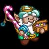 Farmville Candy Fishin' Gnome