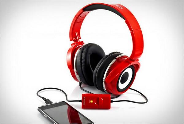 Zumreed X2 Hybrid Headphones & Mini Portable Speakers