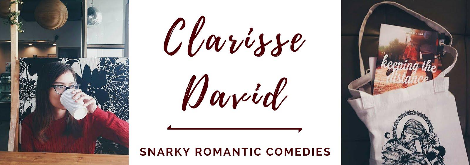 Clarisse David