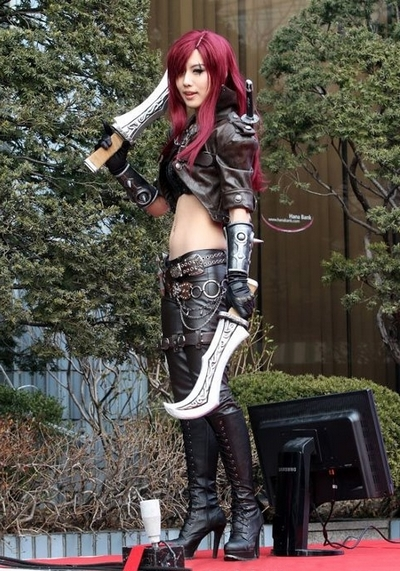 cosplay by Tasha