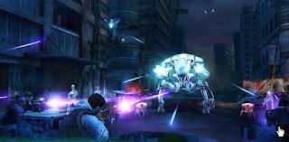 Tampilan Game Terminator Genisys Revolution