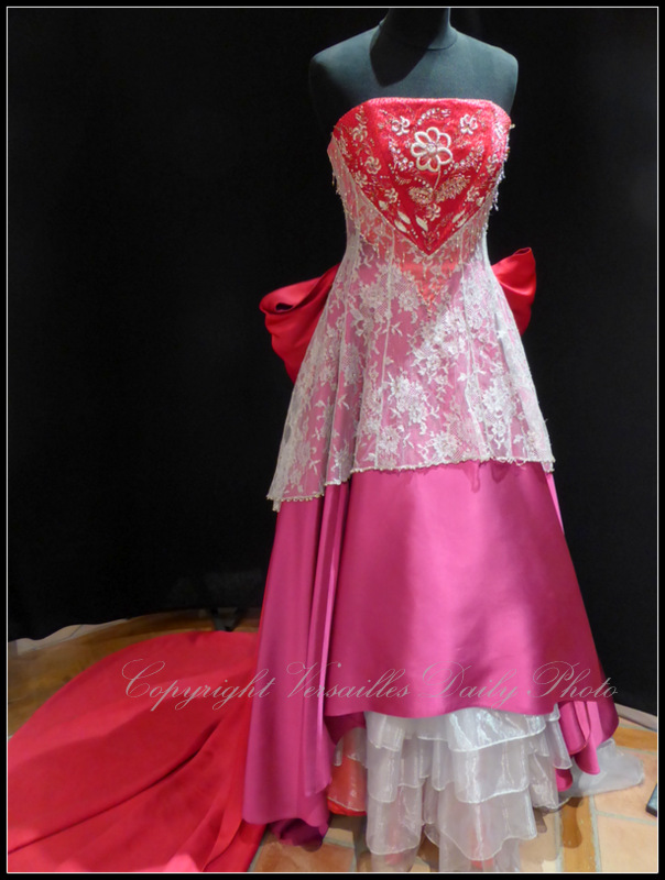 Robe Marie-Antoinette Pascal Jaouen