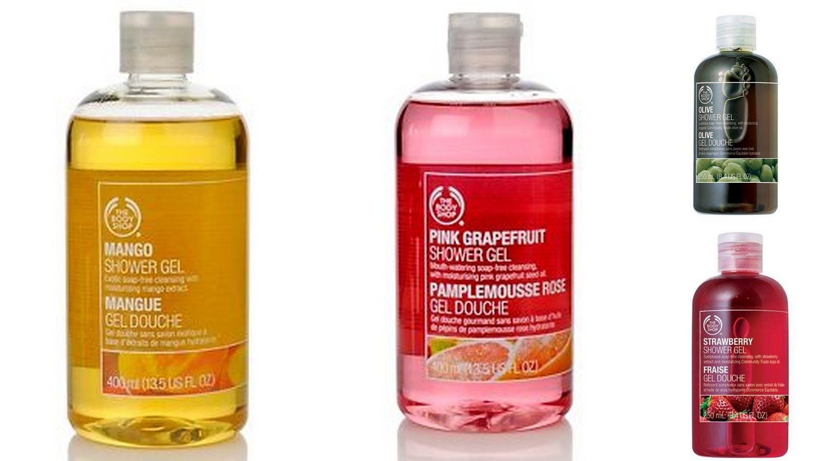 Pink clouds pink clouds win a shower gel of your choice - The body shop mango shower gel ...