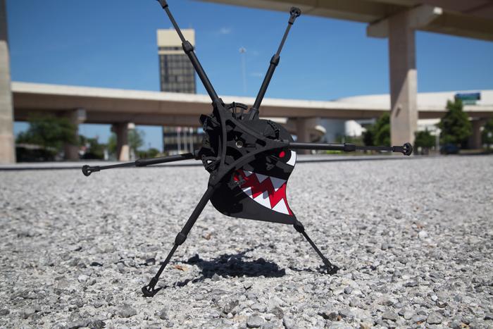 Kickstarter OutRunner robot project