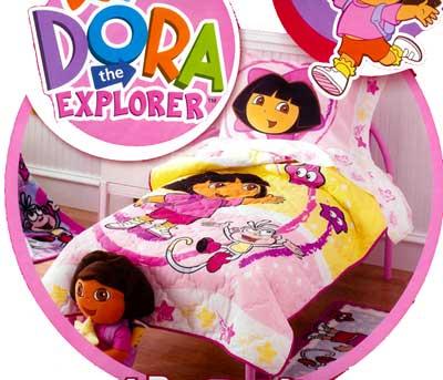 Dora The Explorer Bedroom Decor - Home Decoration