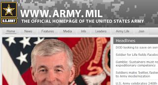 Tentara Cyber Suriah Retas Situs Angkatan Darat Amerika