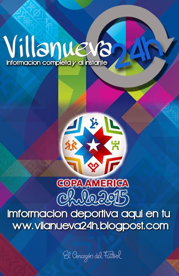 TU COPA AMERICA CHILE 2015