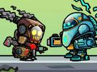 Korkusuz Kahraman Robotlar Oyunu