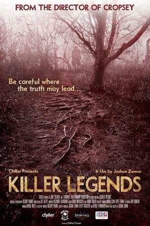 Killer Legends (2014) de Joshua Zeman.
