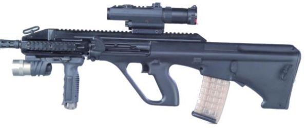 senapan serbu