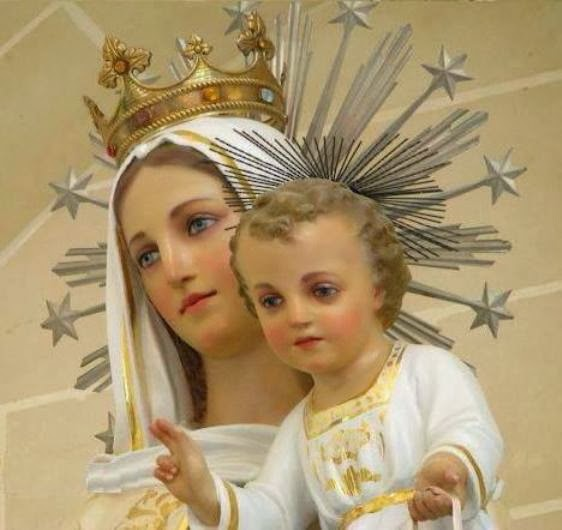 Mystics of the church visions of the child jesus in the lives of the