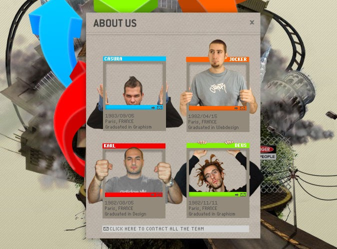 creative plannet  creative page layout designs