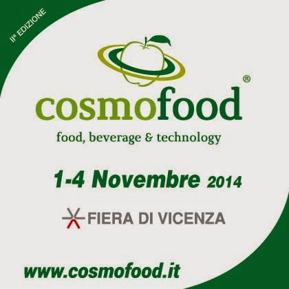 CosmoFood arriva a Vicenza