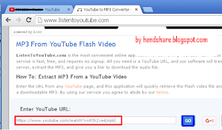 Cara Download mp3 di Youtube dengan Mudah dan Cepat tanpa Software disertai Video Tutorial