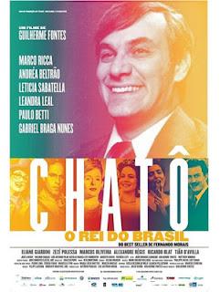 Chatô - O Rei do Brasil - filme