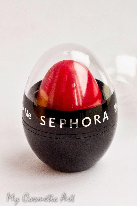 Kiss Me Balm de Sephora. ¡Todo un capricho!