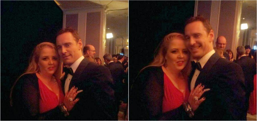 IFTA, Michael Fassbender, 2014, IFTAs, X Men, 12 Years a Slave