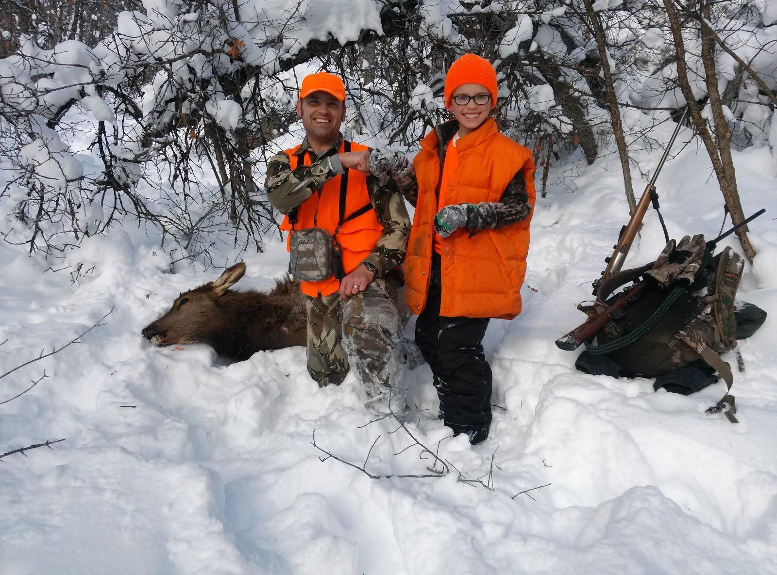 Utah big game drawing odds 2015 antlerless elk our elk for Utah game and fish