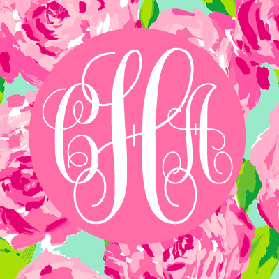 make your own monograms