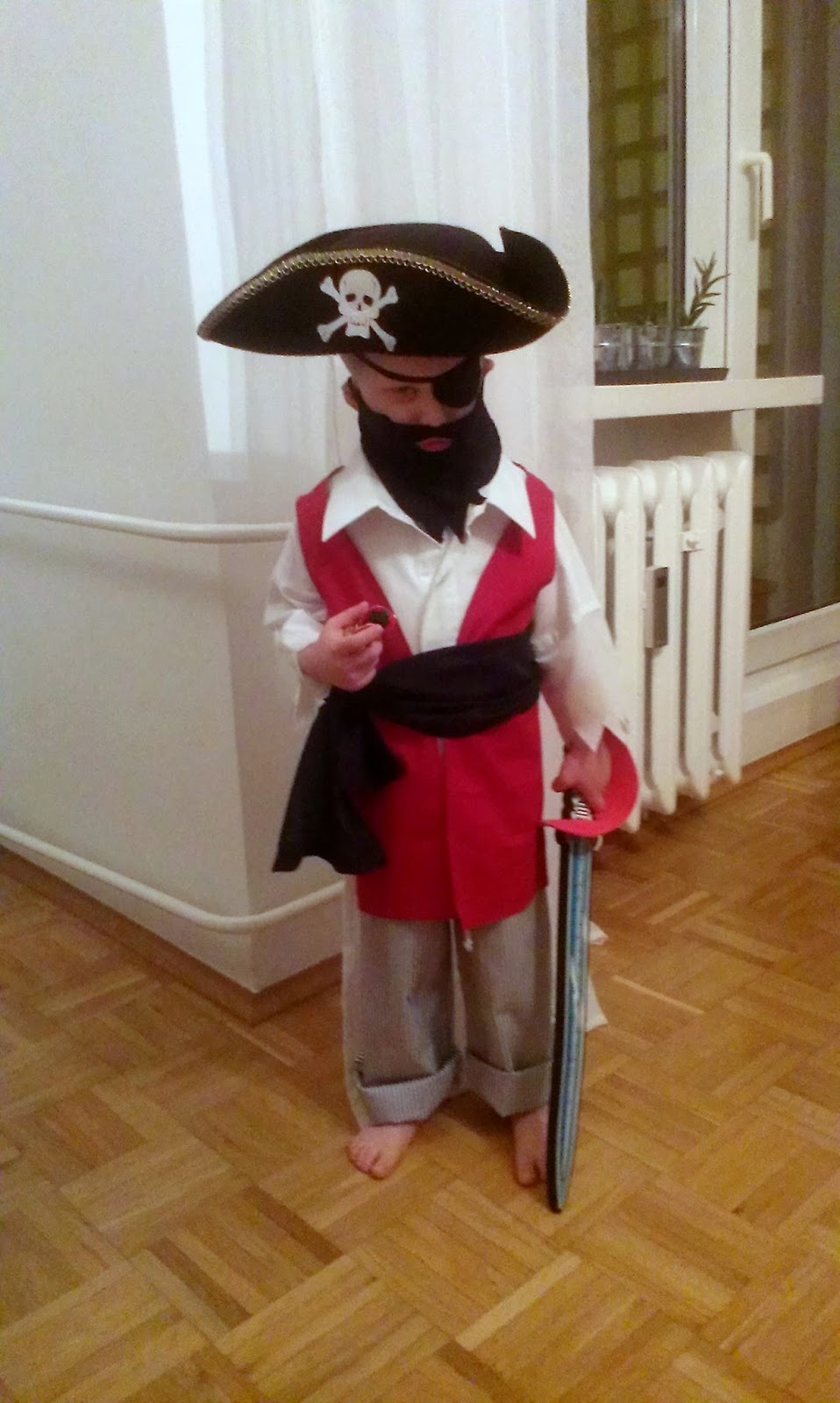 Pirates costume