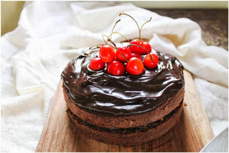 Baker In Disguise Black Forest Gteau