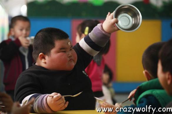 World's Fattest Kid