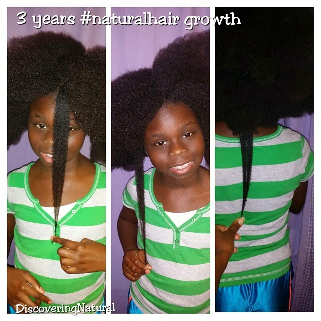 Natural Hair Journey Big Sis DiscoveringNatural