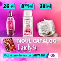 Cu Lady's ai magazinul tau personal!