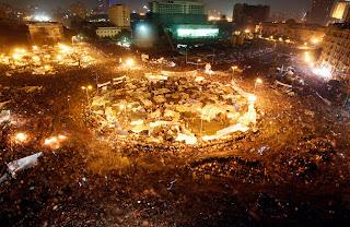 Abuelohara plaza Tahrir las imagenes del 2011