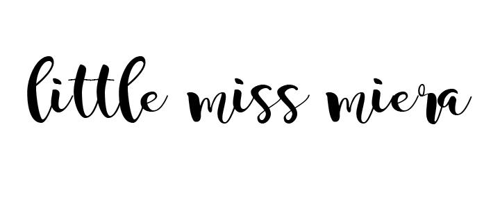 Little Miss Miera